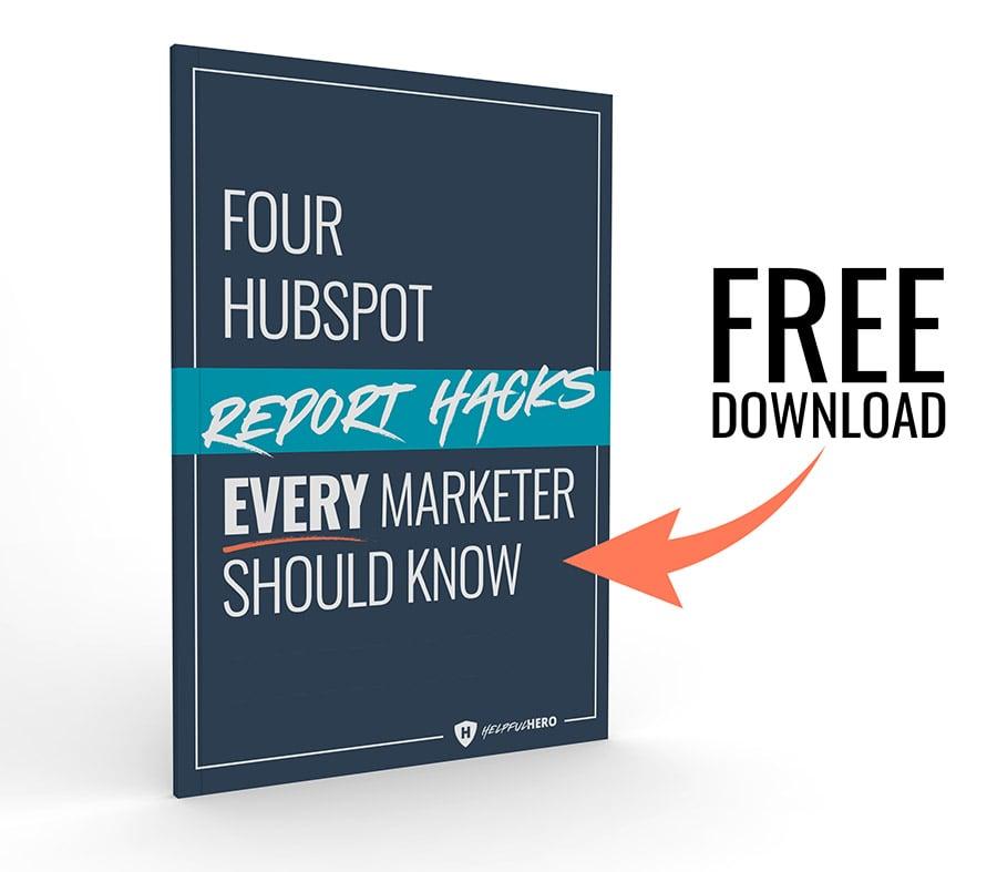 Report Hacks Cover
